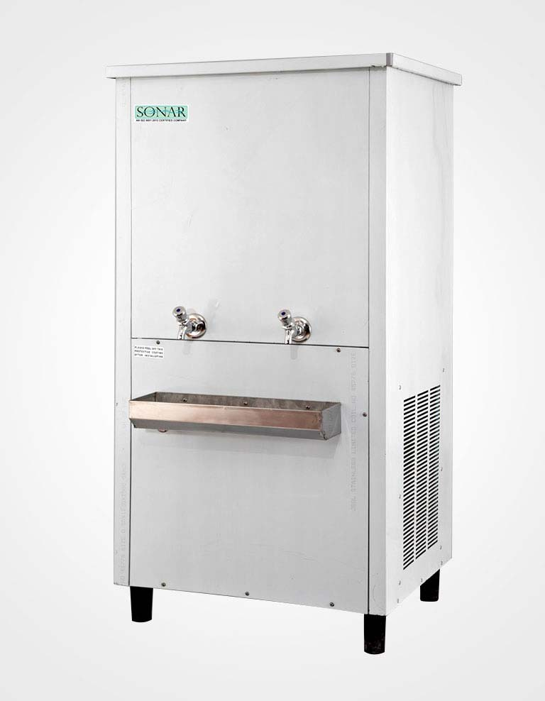 Water Cooler With RO 60/120 Ltr.